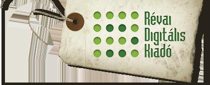 Révai Digitális Kiadó logo